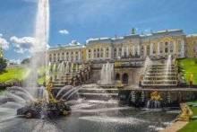 Большой дворец в Петергофе: его история, описание, часы работы
