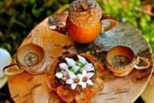 Поделки из желудей и пластилина, шишек, листьев, каштанов для детей и взрослых