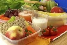 Полезные и вредные продукты питания: списки, таблицы