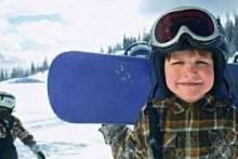 Сноуборд для детей и начинающих: правила выбора доски и особенности катания