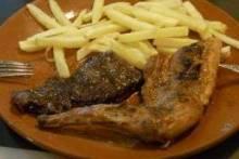 Кролик в духовке с картошкой – диетический изыск для ценителей вкусной и полезной пищи
