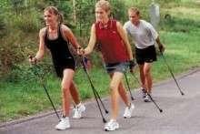 Скандинавская ходьба с палками: техника ходьбы и полезные видео