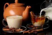 Чай с молоком: польза и вред, рецепт для похудения