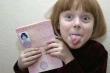 Как вписать ребенка в загранпаспорт старого и нового образца? Список необходимых документов