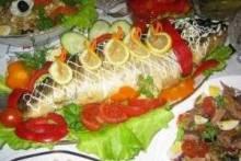 Оригинальное блюдо из карпа в фольге: порадуйте своих близких