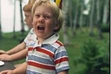 Когда ребёнок просит прощения