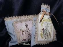 Декупаж на ткани для начинающих: советы, мастер-класс