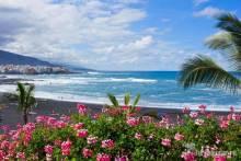 Испания: остров Тенерифе