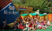 Топ 10 отелей Кемера с большой территорией для отдыха с детьми