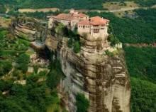 Монастыри Метеоры: Греция