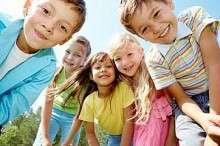 Как фотографировать детей в саду, школе и на улице?