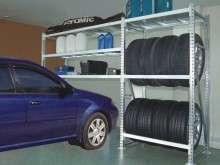 Как сделать стеллажи для гаража?