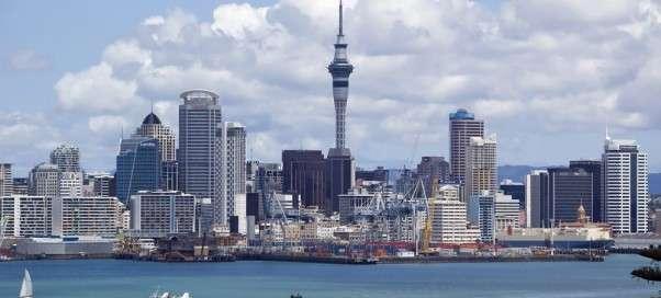 Достопримечательности Окленда в Новой Зеландии