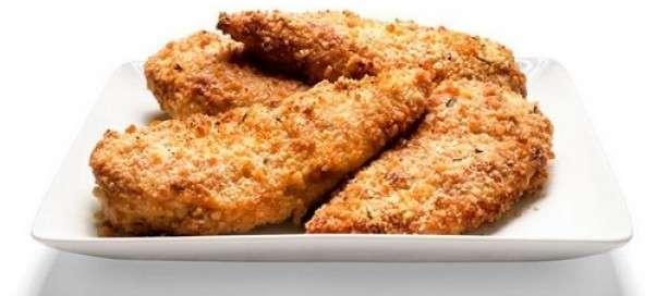 Куриное филе в панировке: рецепты хрустящих корочек
