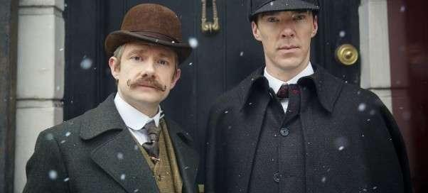 Сериал «Шерлок». История создания, авторский и актерский составы