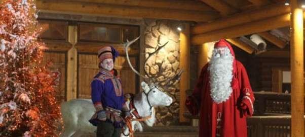 Резиденция Санта Клауса в Финляндии: расположение и достопримечательности