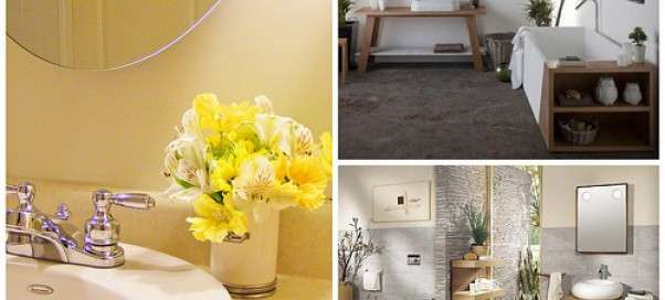 Можно ли в квартире держать искусственные цветы: ванная комната и балкон?