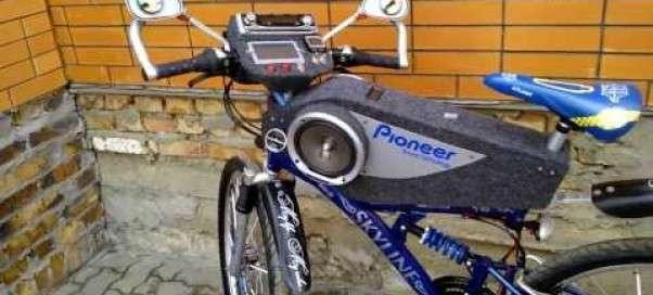 как сделать велосипед круче