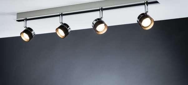 Что такое спот – настенно-потолочный светильник?