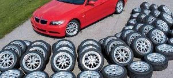 Подбор шин для легковых автомобилей
