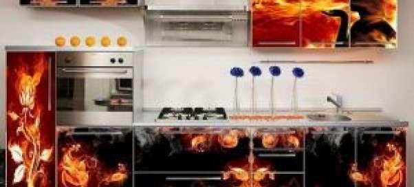 Выбор фасада для кухни: какому материалу и цвету отдать предпочтение?