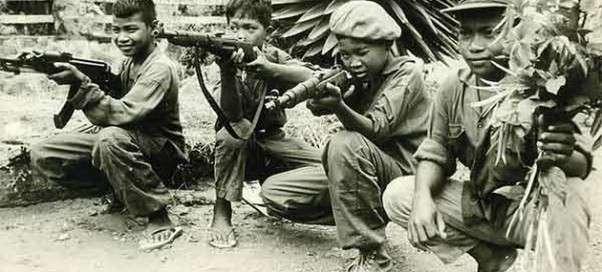 Камбоджа во времена Пол Пота