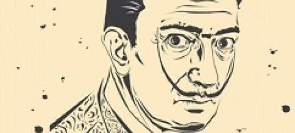 Сальвадор Дали: графика и скульптура в стиле сюрреализма