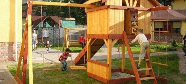 Как сделать детский уголок на даче своими руками: фото, интересные идеи