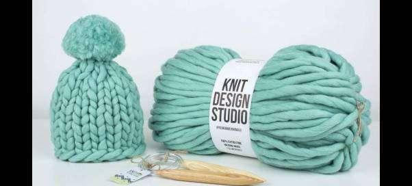 Как выбрать пряжу для вязания шапки?