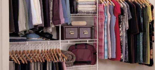 Как спланировать идеальную гардеробную?