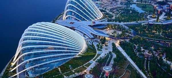 Достопримечательности Сингапура за 2 дня: парки и сады