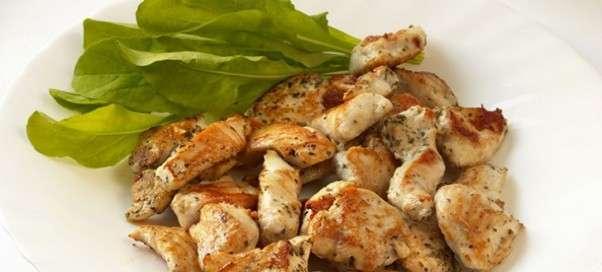 Готовим куриное филе кусочками в духовке