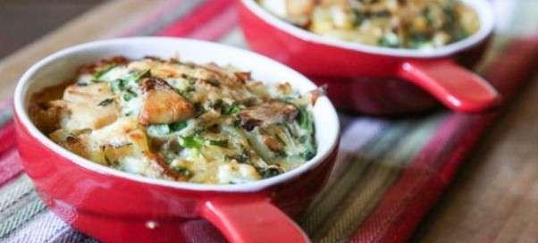 Фриттата с овощами в духовке: различные рецепты