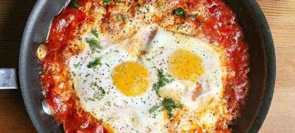Шакшука: рецепты приготовления пошагово самых интересных блюд