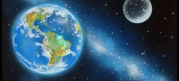 Сколько спутников на орбите Земли?