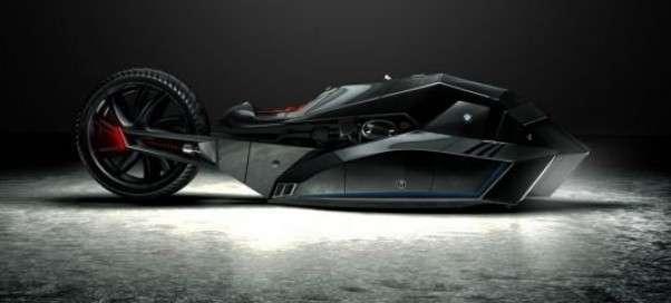 BMW Titan: особенности и концепция